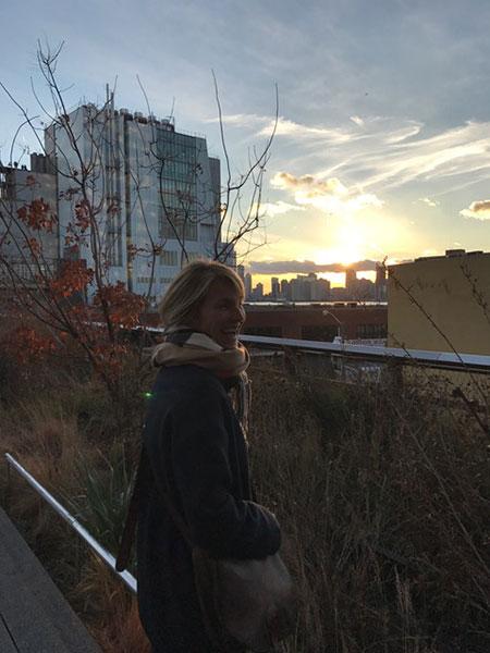 Ellen a New York