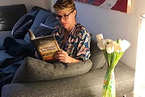 Libri e fiori: Filosofia Green & Glam