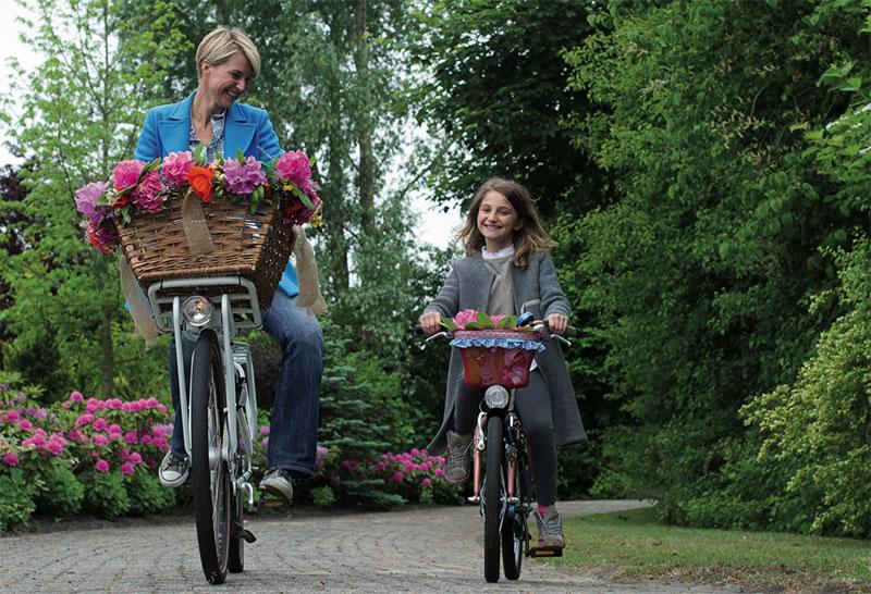 Andare in bicicletta allunga la vita