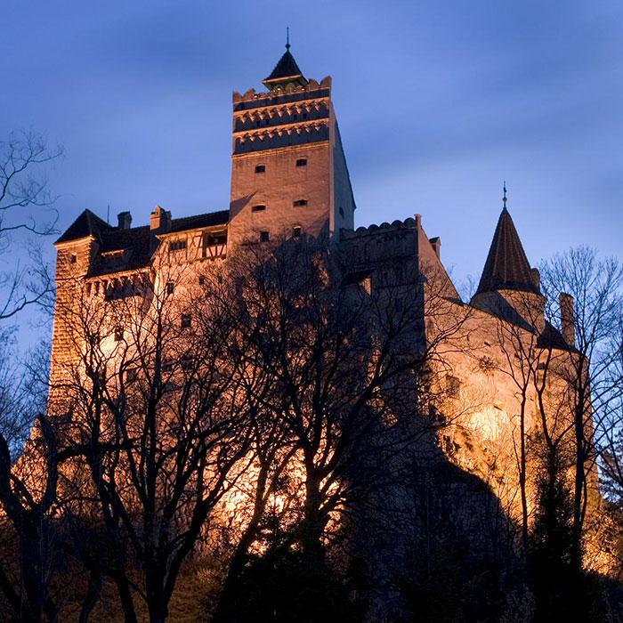 Un Viaggio d'autunno in Transilvania