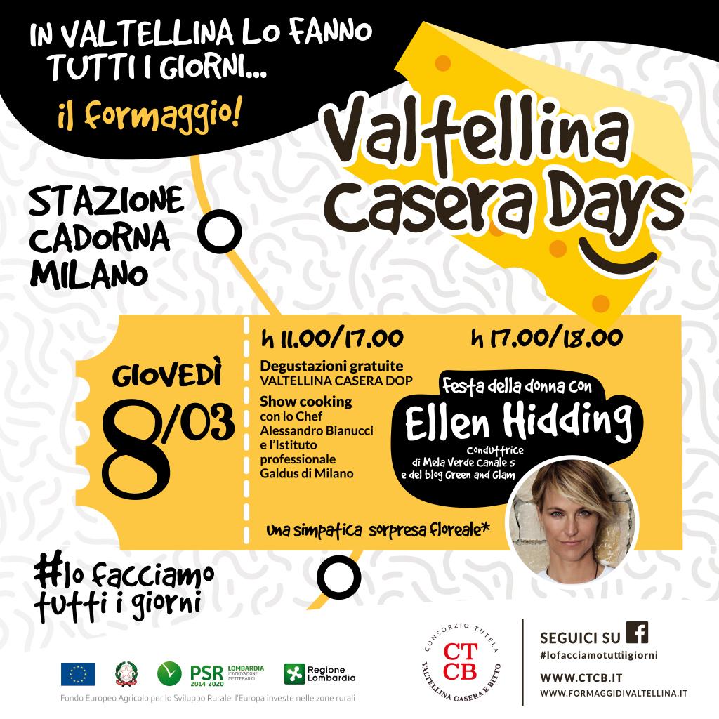 Tour Valtellina Casera Dop con Elen Hidding