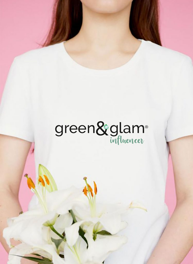 Green&Glam influencer